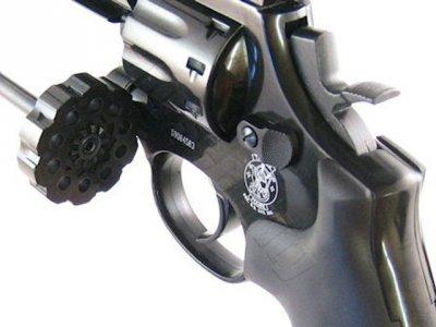 SW586 2 Пневматический револьвер Smith & Wesson 586