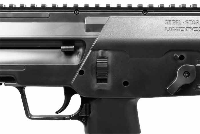 Umarex Steel Storm 10 Пистолет пулемет Umarex Steel Storm