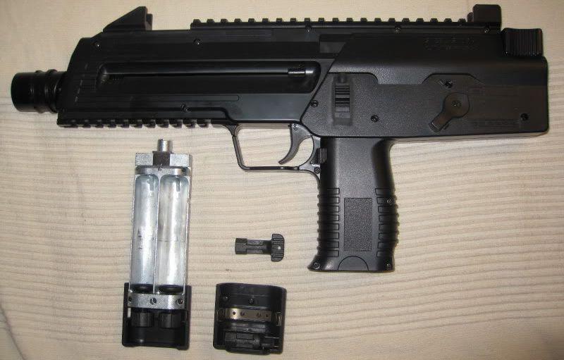 Umarex Steel Storm 5 Пистолет пулемет Umarex Steel Storm