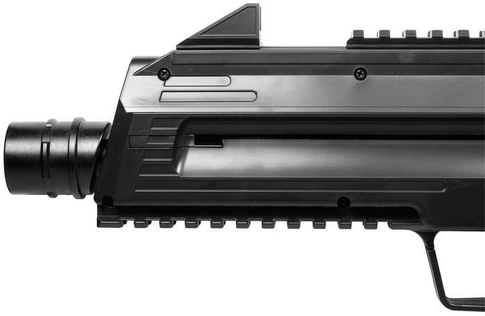 Umarex Steel Storm 9 Пистолет пулемет Umarex Steel Storm