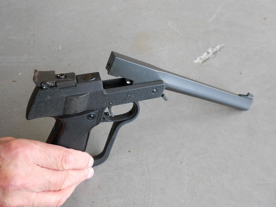 Walther LP2 26 Пневматический пистолет Walther LP2