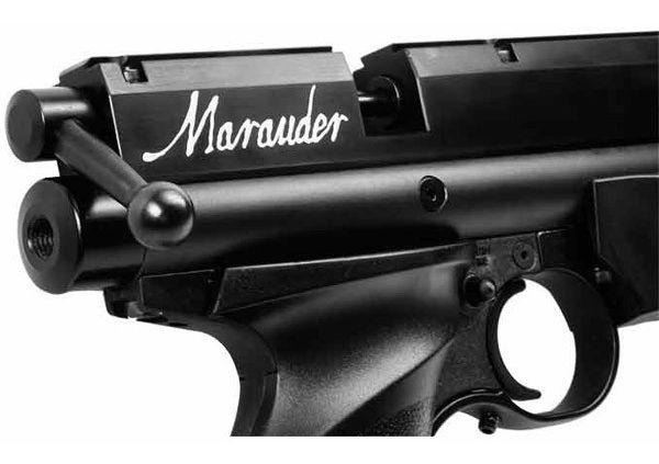 benjamin marauder pistol pcp 2 Пистолет Benjamin Marauder