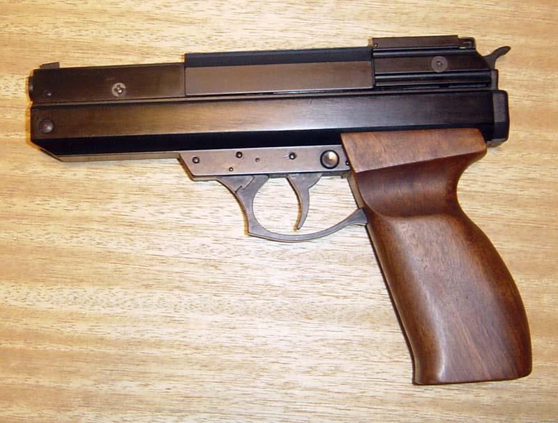 bsa240magnum Пневматический пистолет BSA 240 Magnum