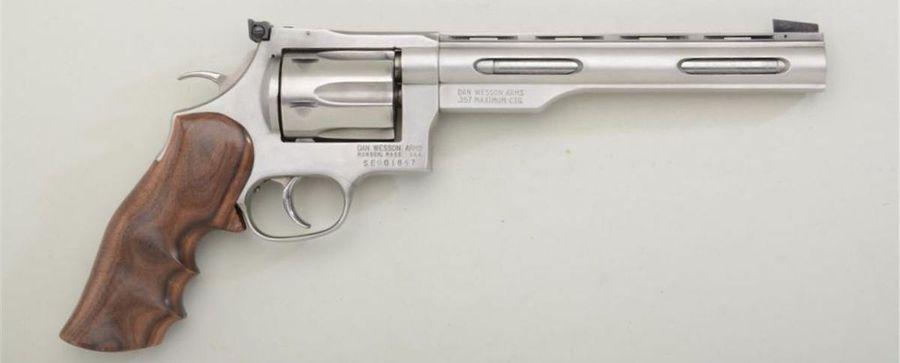 ASG Dan Wesson 1 Пневматический пистолет револьвер ASG Dan Wesson