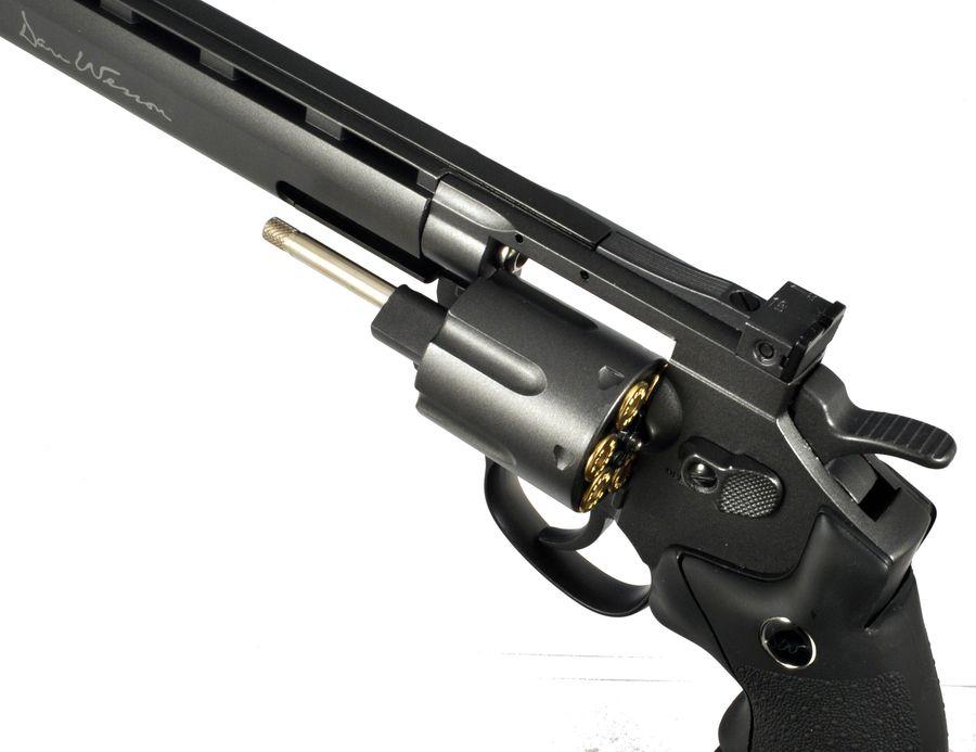 ASG Dan Wesson 10 Пневматический пистолет револьвер ASG Dan Wesson