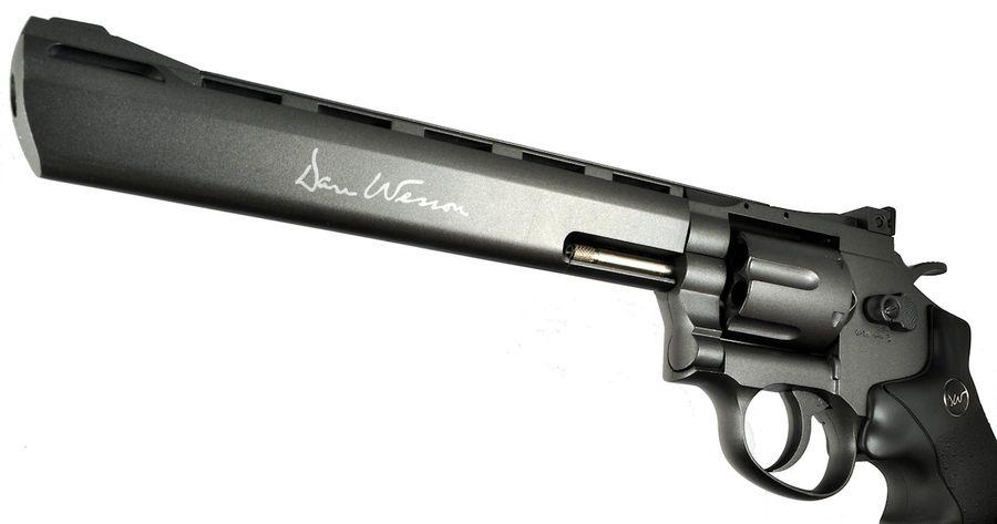 ASG Dan Wesson 7 Пневматический пистолет револьвер ASG Dan Wesson