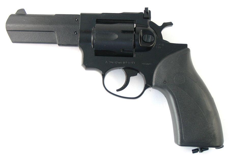 Anics A201 8 Пневматический пистолет револьвер АНИКС A 201