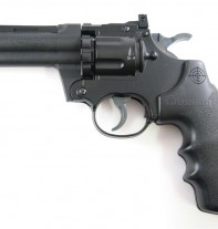 пневматический пистолет револьвер Crosman 357GW