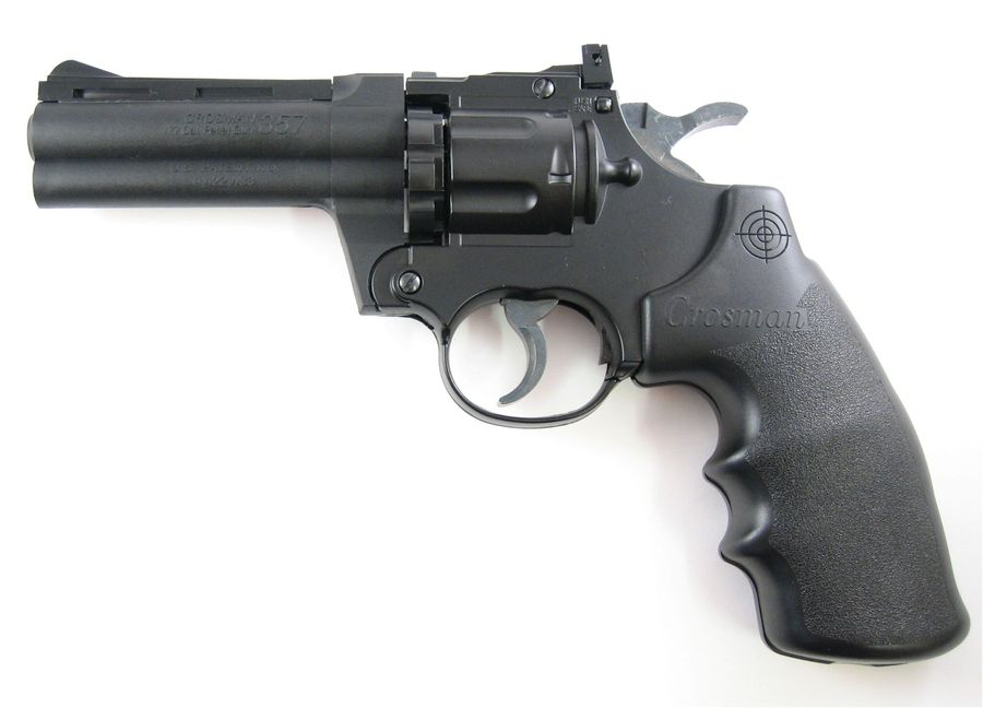 Crosman 357GW 6 Пневматический пистолет револьвер Crosman 357GW