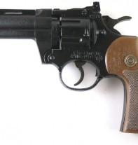 пневматический пистолет револьвер Crosman 357
