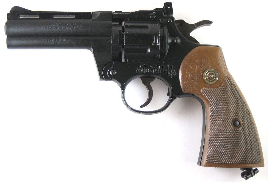 Crosman Model 357 Four 4 Пневматический пистолет револьвер Crosman 357