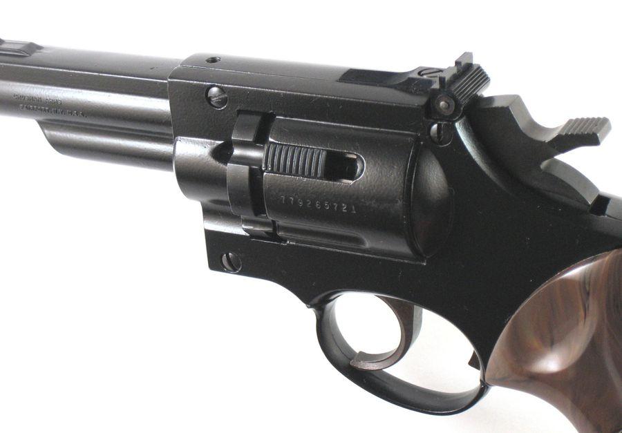Crosman Model 38C 2 Пневматический пистолет револьвер Crosman Model 38C