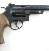 пневматический пистолет револьвер Daisy Powerline 44