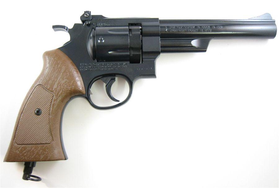 Daisy Powerline44 7 Пневматический пистолет револьвер Daisy Powerline 44