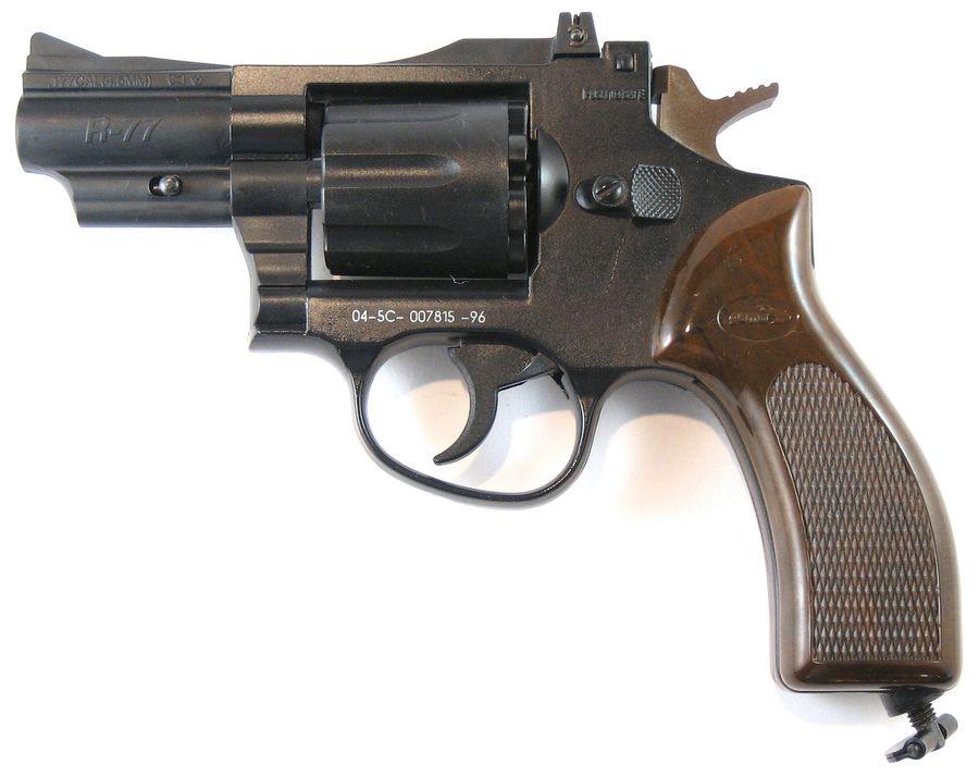 Gamo R77 25 7 Пневматический пистолет револьвер Gamo R 77