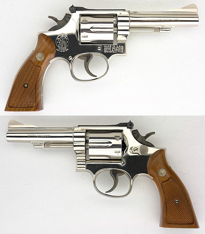 SW K 38 Combat Masterpiece Пневматический пистолет револьвер Crosman Model 38C