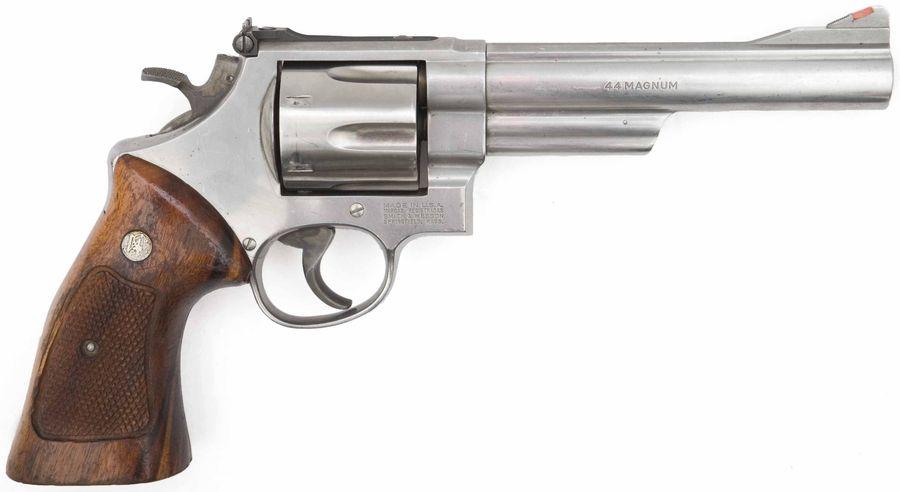 SW Model 629 1 Пневматический пистолет револьвер Daisy Powerline 44
