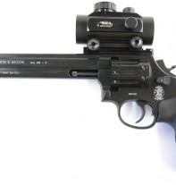 пневматический пистолет револьвер Umarex Smith & Wesson 586