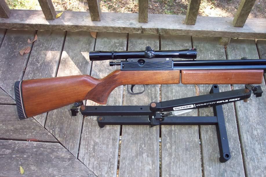 sharp innova 3 Обзор пневматической винтовки Umarex Jagd, она же ZOS Innova, она же Sharp Innova