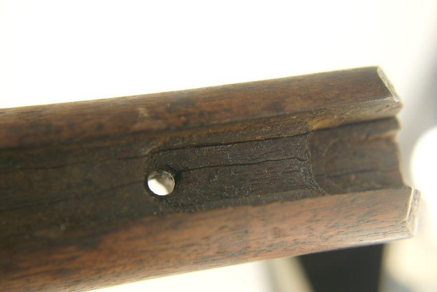 treshhina na priklade 6 Как устранить трещину на деревянном прикладе