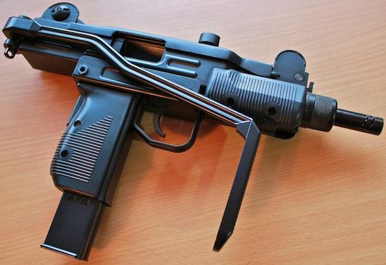 Cybergun Mini UZU 560 Cybergun Mini UZI