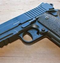 Пневматический пистолет Cybergun Sig Sauer GSR
