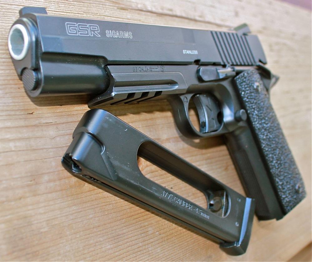 Pnevmaticheskij pistolet Cybergun Sig Sauer GSR Cybergun Sig Sauer GSR Sigarms