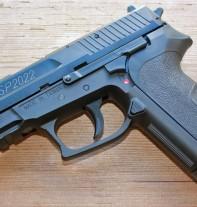 Пневматический пистолет Cybergun Sig Sauer SP2022
