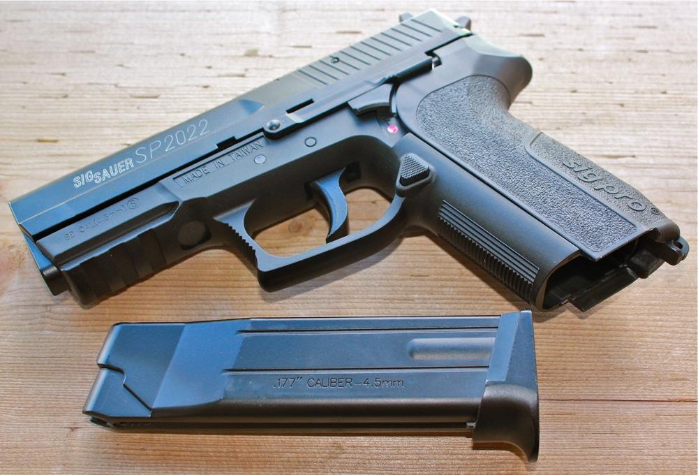 Pnevmaticheskij pistolet Cybergun Sig Sauer SP2022 3 Cybergun Sig Sauer SP2022