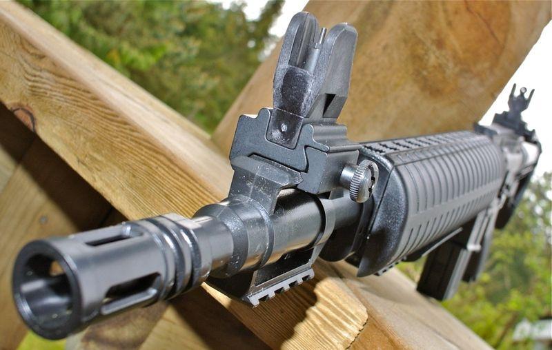Crosman M4 177 MP Barrel Мультикомпрессионная винтовка Crosman M4 177