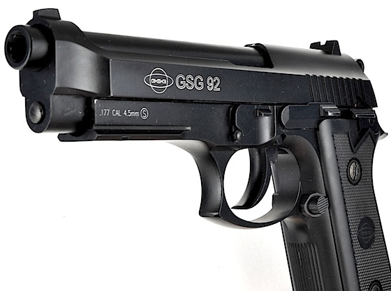 sg2 Пневматический пистолет Cybergun GSG 92