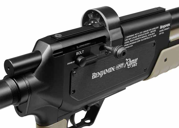 Benjamin Rogue ePCP BJ BPE3571 rifle zm7 Крупнокалиберная пневматическая винтовка Benjamin Rogue ePCP