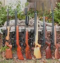 PCP винтовки