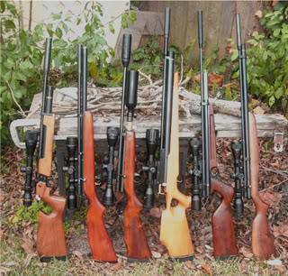 DSCF0602 Выбираем первую PCP винтовку. Обзор 6 популярных моделей