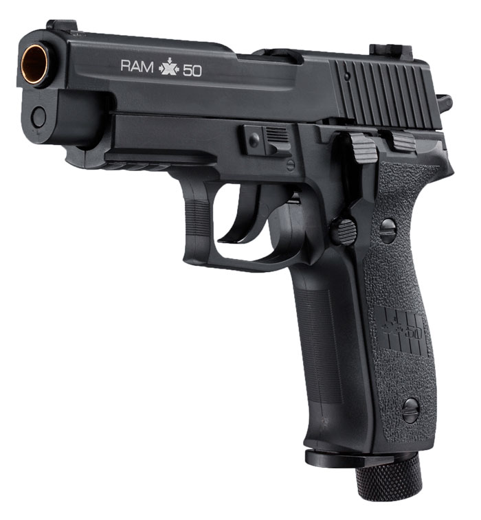 RAM X50 paintball Пейнтбольный пистолет RAP4 RAM X50 (SIG P226)