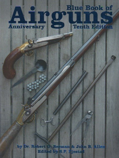 Blue Book of Airguns 10 th Edition Новогодние подарки для любителей пневматического оружия