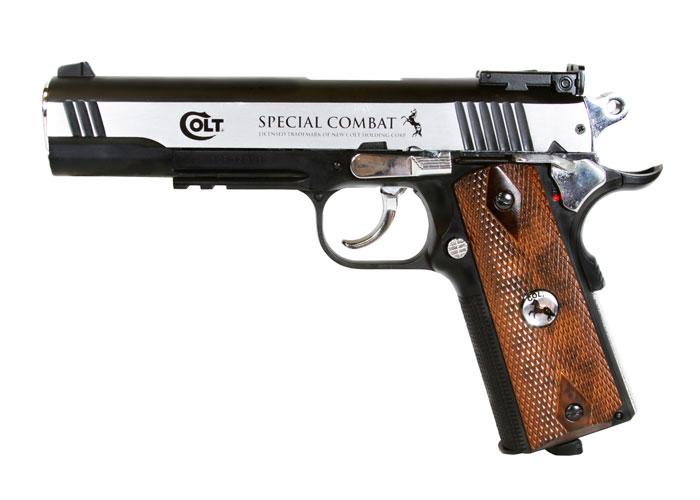 Colt Special Combat Pstol Colt 2254025 zm Накладки на рукоятку Colt 1911