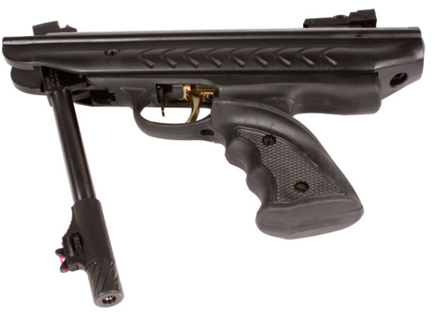 Hatsan Mod 25 SuperCharger 177 pistol H HG25177 zm 2 Большой и мощный пневматический пистолет Hatsan 25 Supercharger