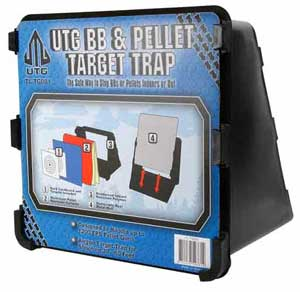 Leapers UTG Accushot pellet and BB trap Новогодние подарки для любителей пневматического оружия
