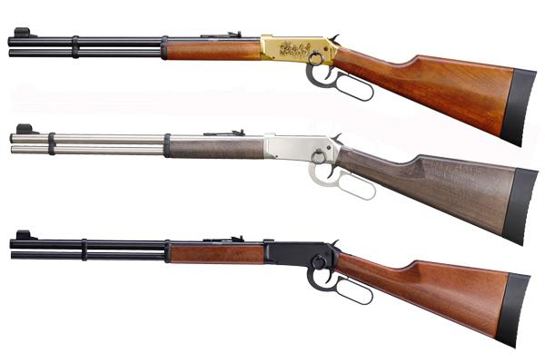 LeverAction3er Новогодние подарки для любителей пневматического оружия, часть 2