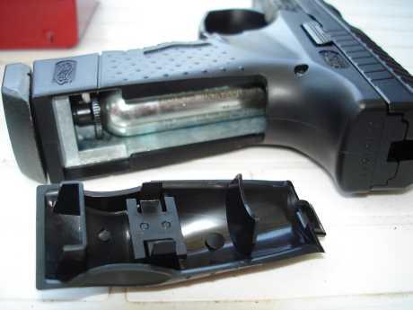 co2cover Несколько слов о пневматическом пистолете Umarex Walther CP99