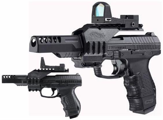 l 5 8095a Несколько слов о пневматическом пистолете Umarex Walther CP99