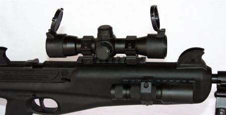 nightstalker tactical 04 Автоматическая винтовка Crosman Night Stalker Tactical