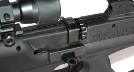 nightstalker tactical 06 Автоматическая винтовка Crosman Night Stalker Tactical