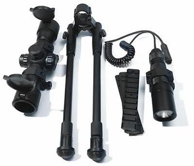 nsak01 Автоматическая винтовка Crosman Night Stalker Tactical