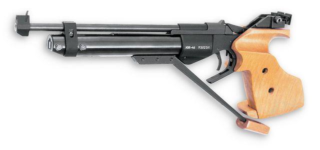 pnevm pist izh 46 1 Новогодние подарки для любителей пневматического оружия, часть 2