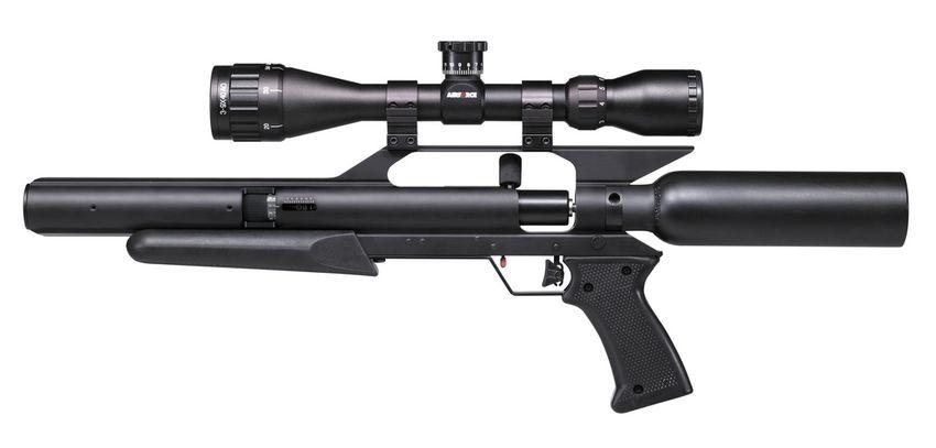 8111483 orig Пистолет .25 калибра от компании Air Force – отличный выбор для охотника