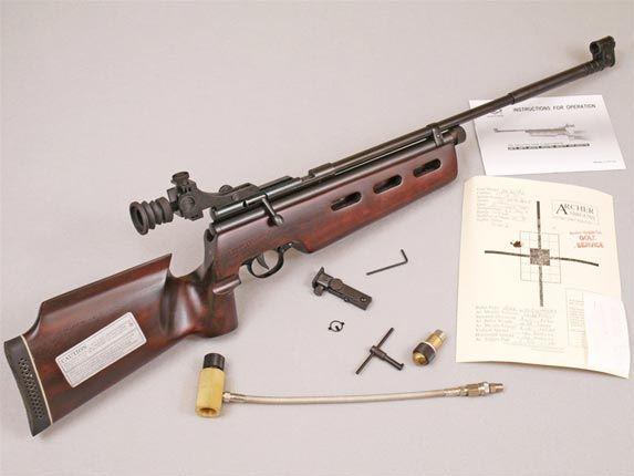 AR2078A 1 Китайская пневматическая винтовка Industry Brand AR2078A