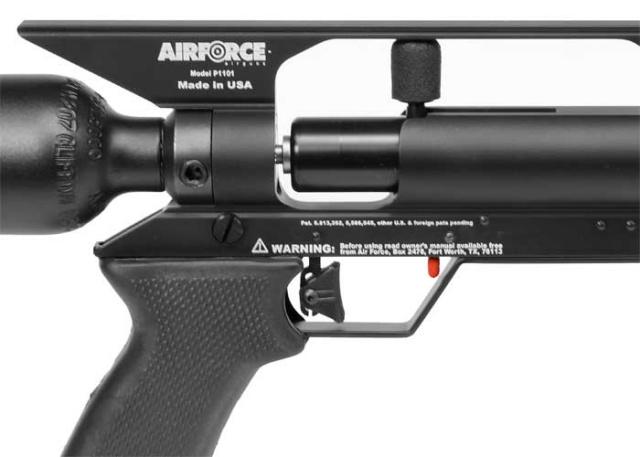 AirForce TalonP AFU1080 pistol zm5 Пистолет .25 калибра от компании Air Force – отличный выбор для охотника