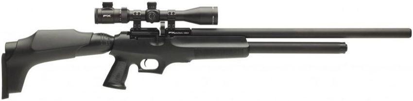 FX Gladiator MK21 PCP винтовка FX Gladiator Mk II. Внешний вид